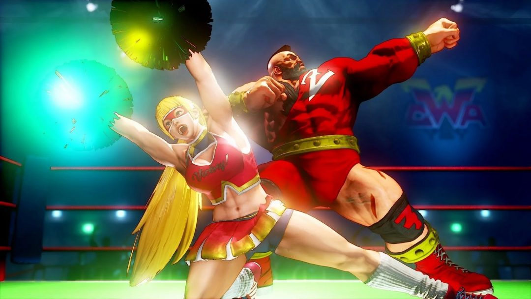 5 сезон в Street Fighter V стартует в феврале