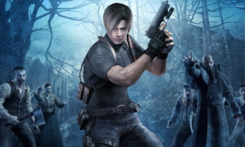 По слухам, Capcom перезапустила разработку ремейка Resident Evil 4