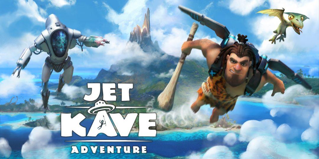 Обзор Jet Kave Adventure — захватывающее приключение в доисторическом сеттинге