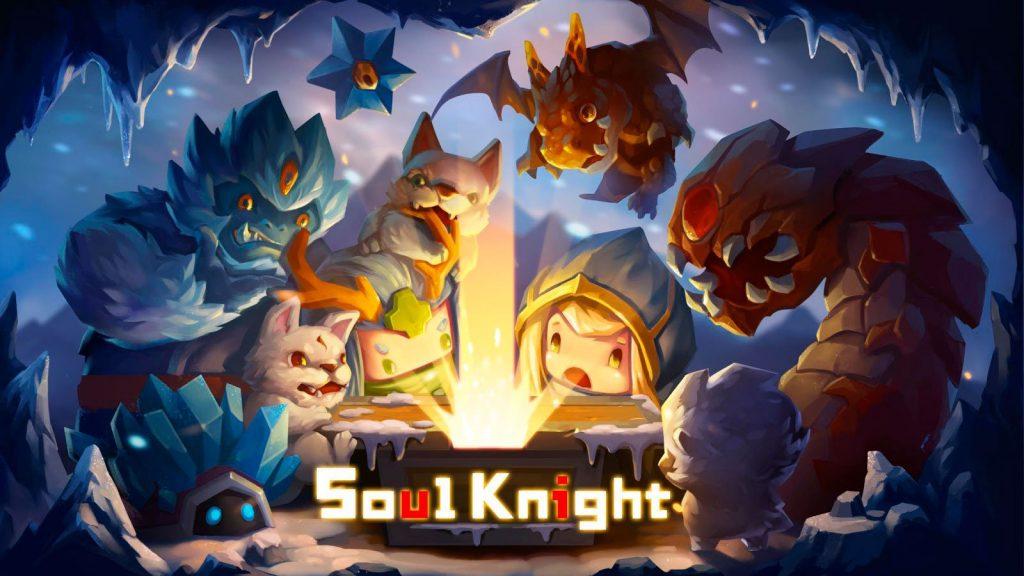 Чит-коды на Soul Knight