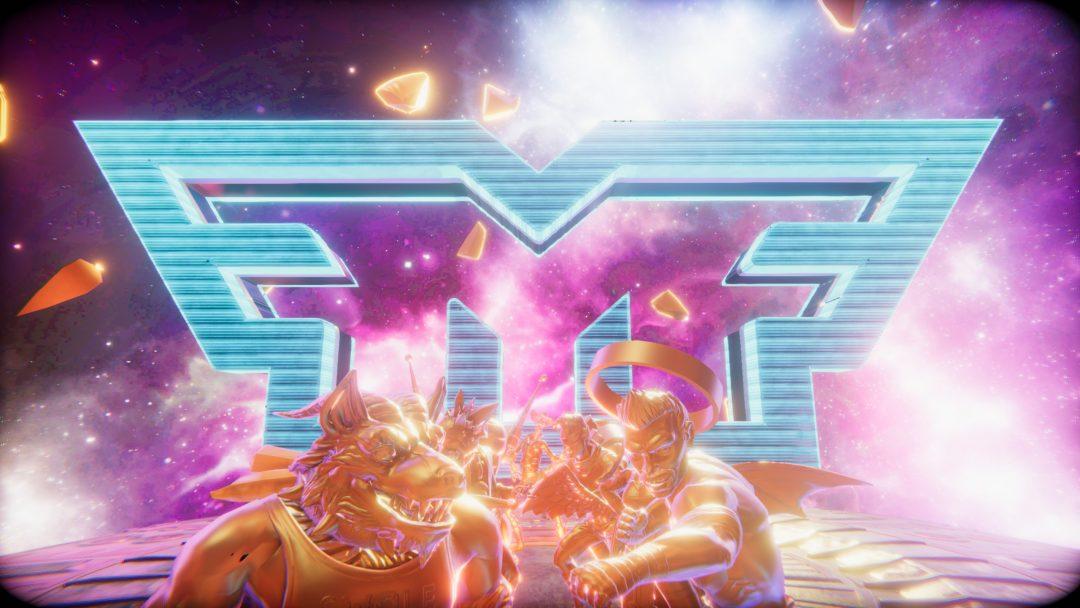 Обзор Mighty Fight Federation — файтинг в стиле ретро-психоза