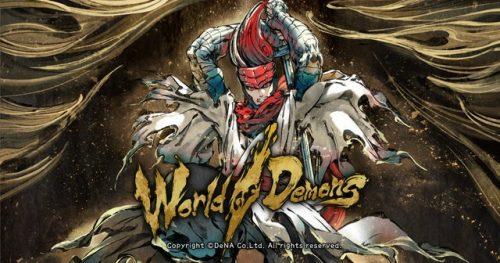 Мистический экшен про самурая World of Demons от Platinum Games вышел на платформах Apple