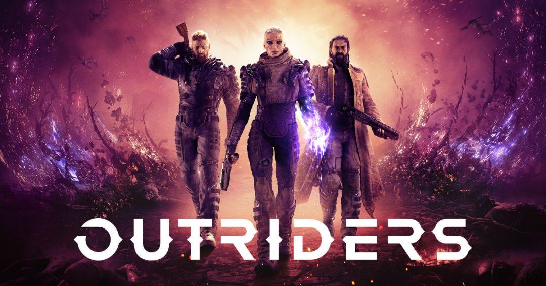 Обзор Outriders. Фантастический лутер-шутер от авторов GOW и Bulletstorm