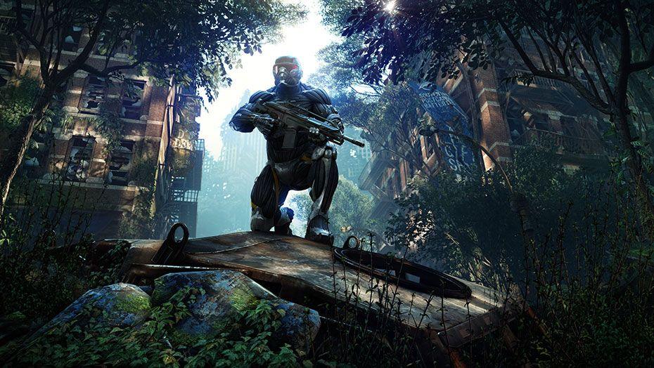 Студия Crytek опубликовала тизер ремастера Crysis 3