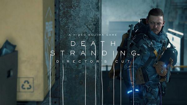 Анонсирована Death Stranding Director's Cut для PS5
