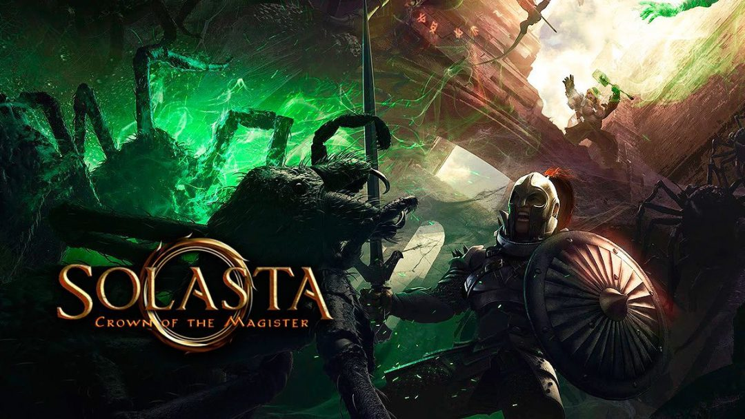 Обзор Solasta: Crown Of The Magister