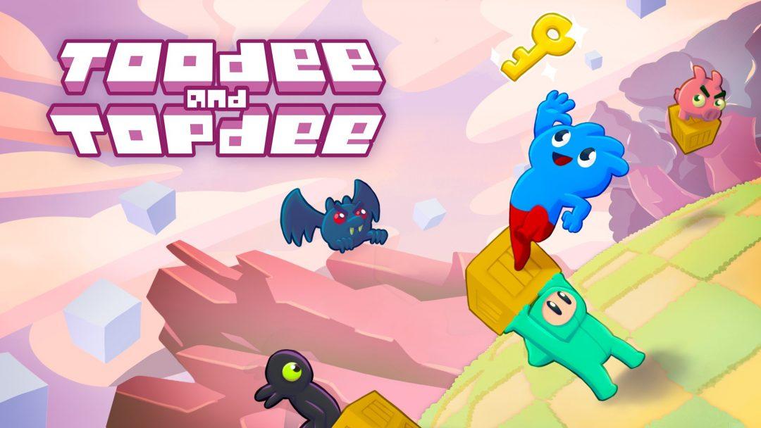 Обзор Toodee and Topdee — разгадываем головоломки ради спасения Вселенной