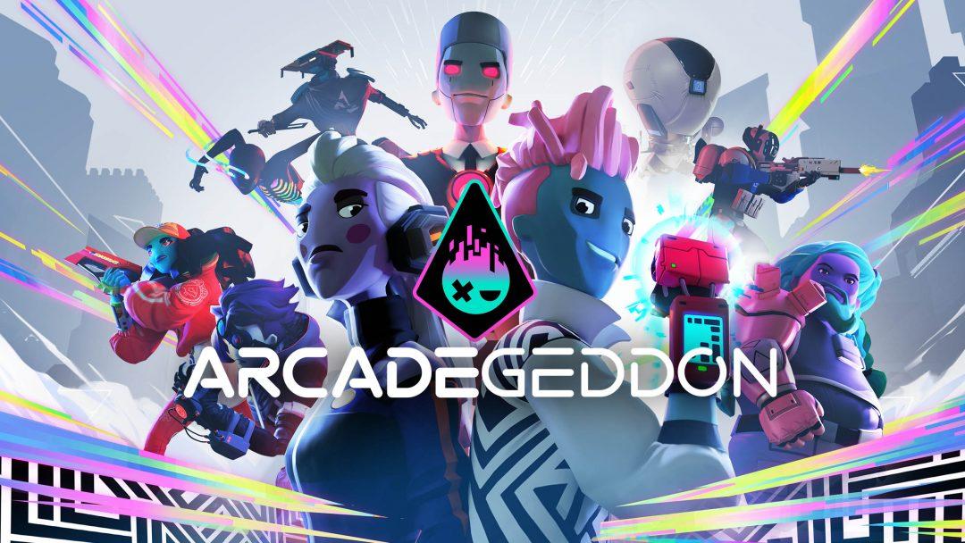 Обзор Arcadegeddon — кооперативный roguelike-шутер с опциональным PVP