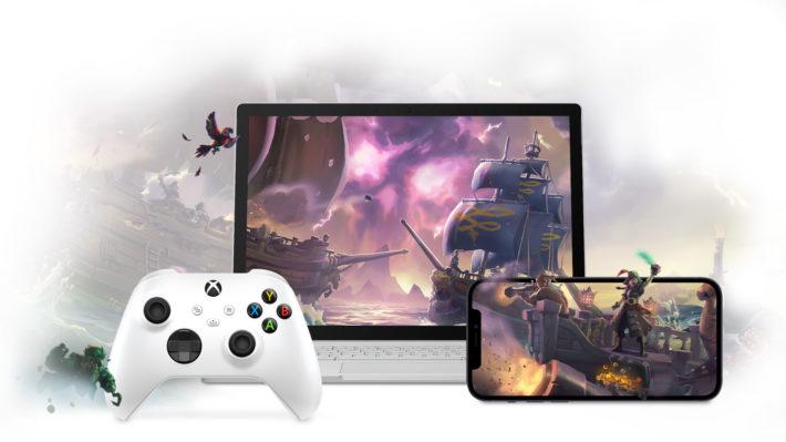 Xbox Cloud Gaming готовят к запуску на консолях