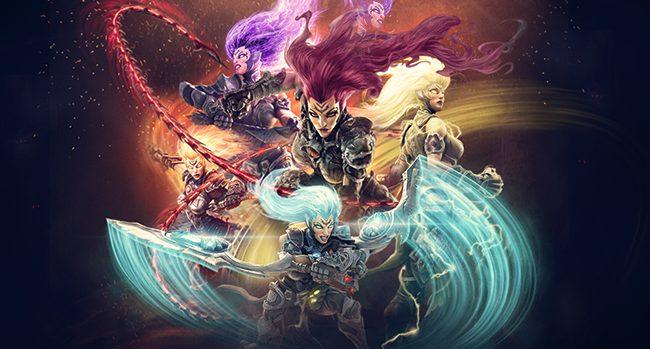 Darksiders III выйдет на Nintendo Switch в сентябре
