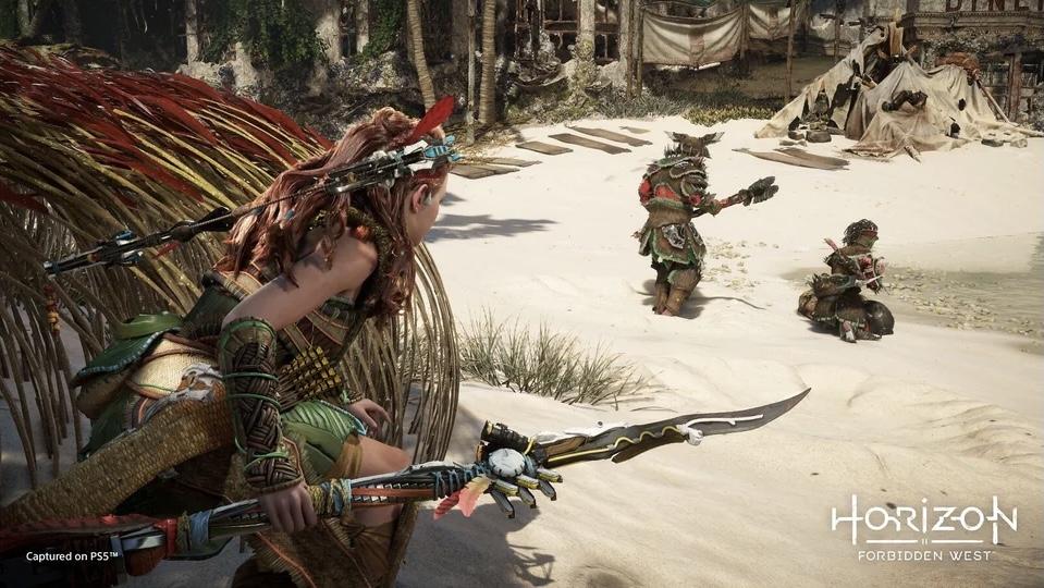 Horizon Forbidden West получила дату релиза — игра выйдет 18 февраля следующего года