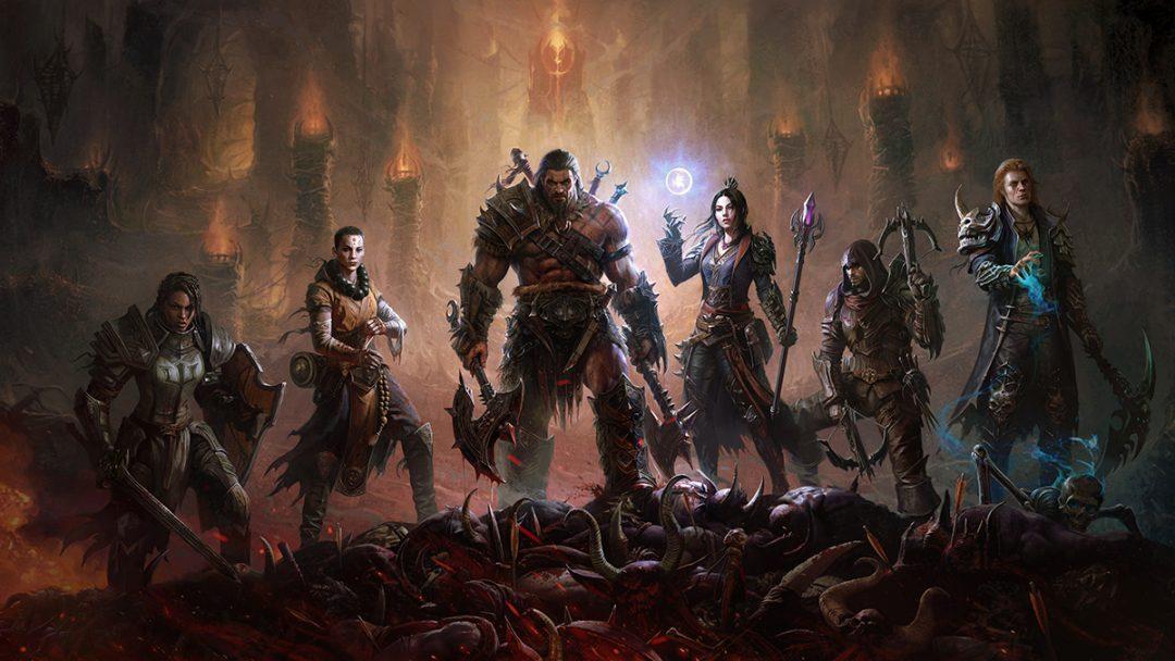 Blizzard перенесла мобильную Diablo Immortal на 2022 год