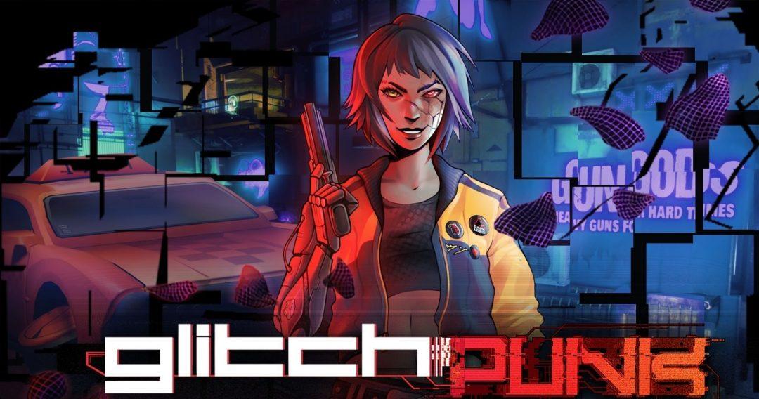 Обзор Glitchpunk — футуристический экшен в стиле первых GTA