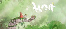 Обзор Hoa — платформер с духом мультфильмов Миядзаки